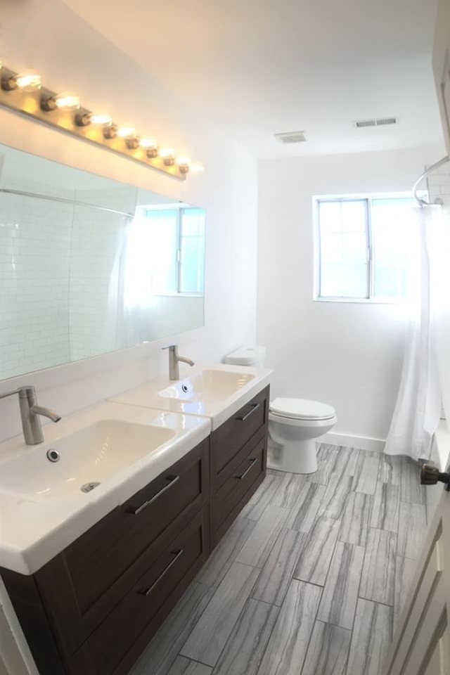 Low Quality Bathroom