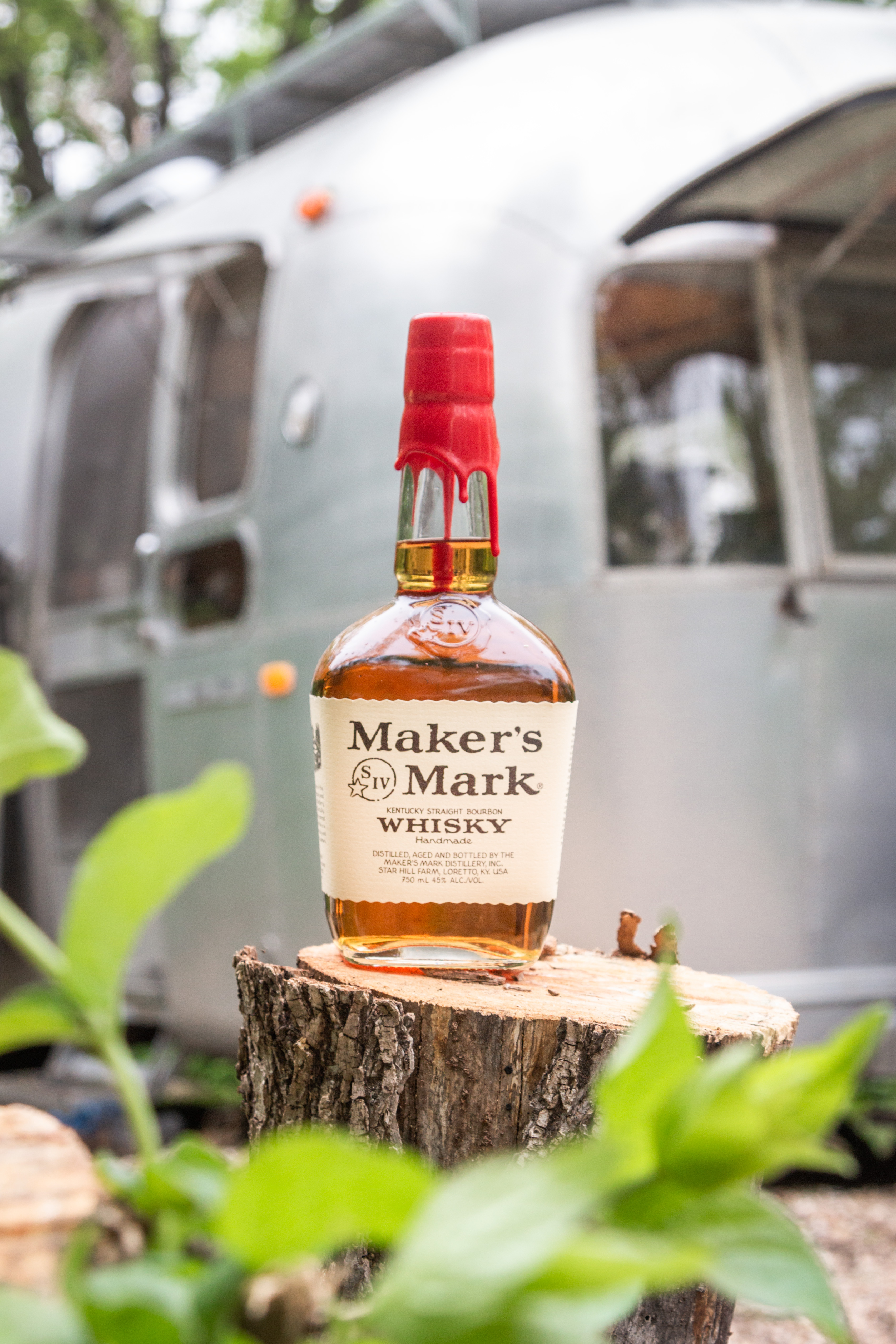 Makers Mark Bottle